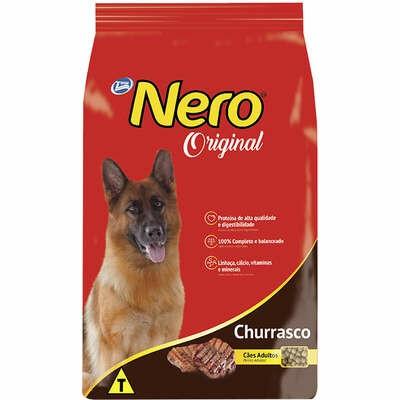 Ração p/ Cães Nero Original Churrasco 15kg