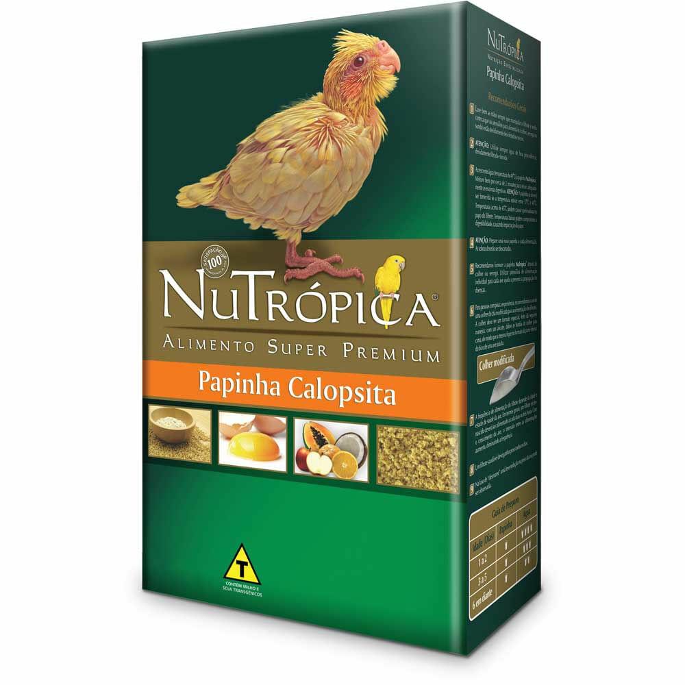 Nutrópica - Alimentação Papinha Calopsita 300g