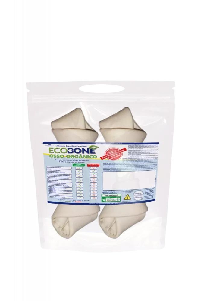 Ossinho Natural Para Cães Ecobone 5/6 - 250g