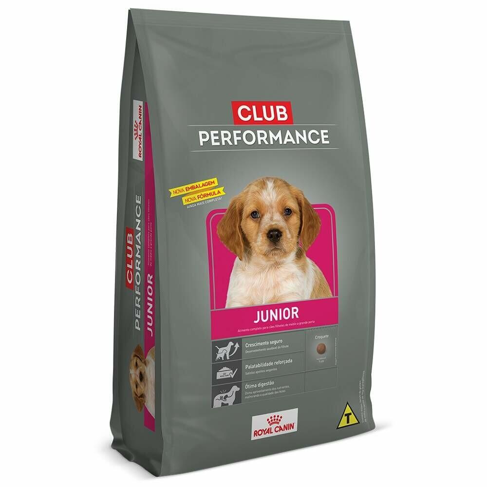 Ração Royal Canin Club Performance Cães Junior 15kg