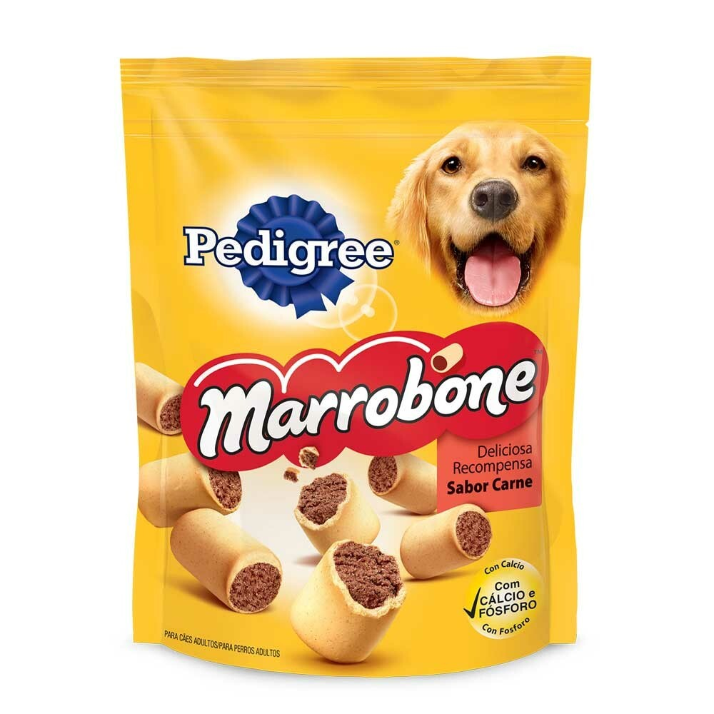 Petisco Biscoito Pedigree Carne Marrobone 200g