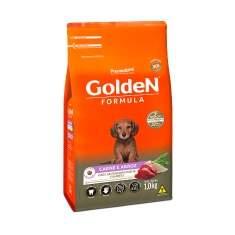 Premier Pet Golden - Ração Cães Filhotes Mini Carne 1Kg