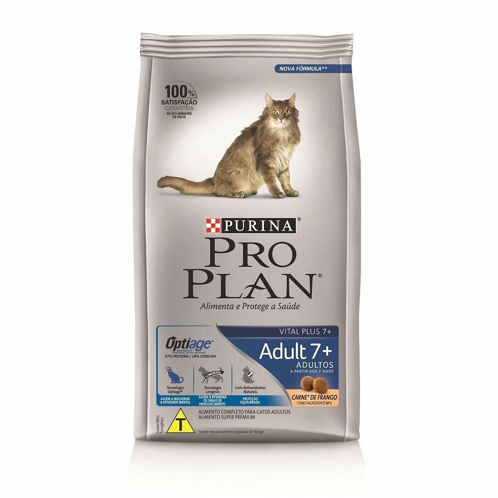 PROPLAN CAT 7+ 1,5KG