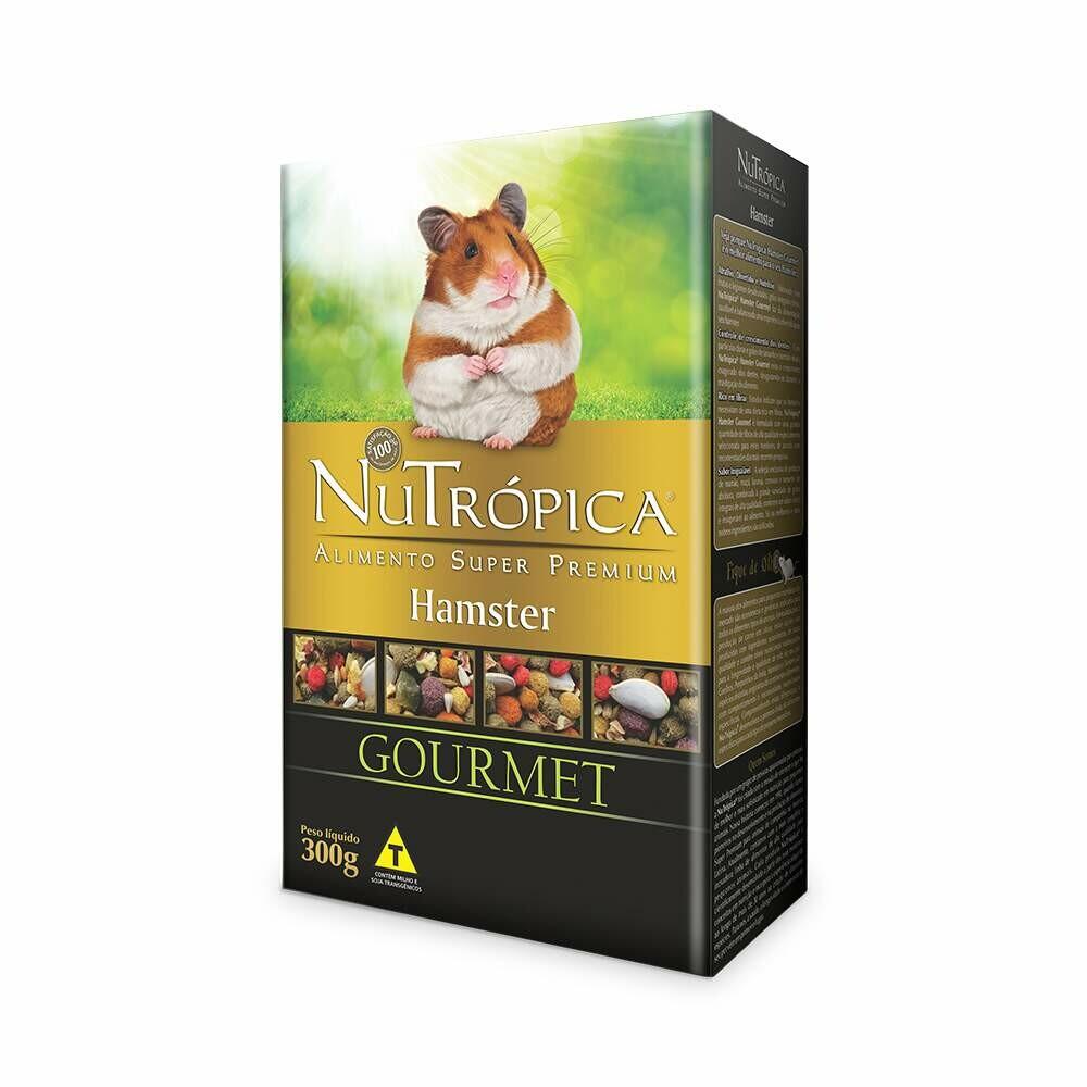 Ração para Hamster Nutrópica Gourmet 300g