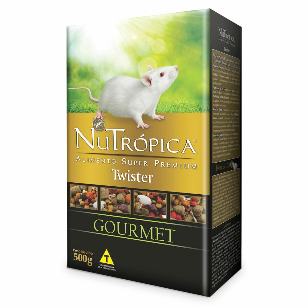 Ração para Ratos Twister Nutrópica Gourmet 500g