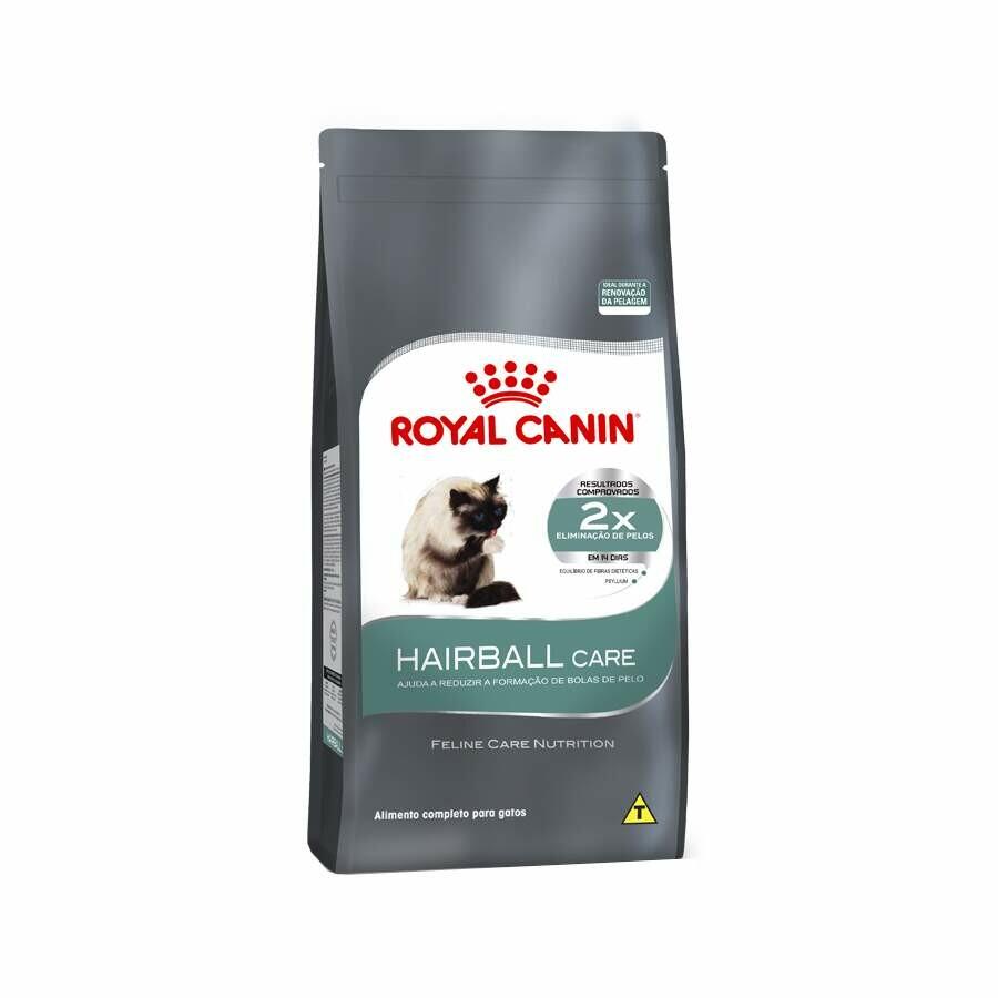 Ração Seca Royal Canin Hairball 1,5Kg