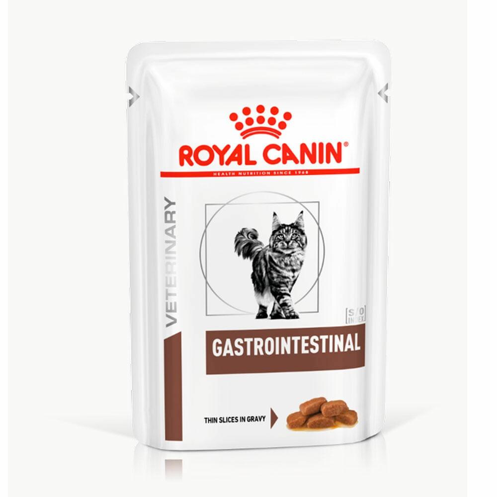 Ração Úmida Medicamentosa Royal Canin Gastro Intestinal Sache 85g