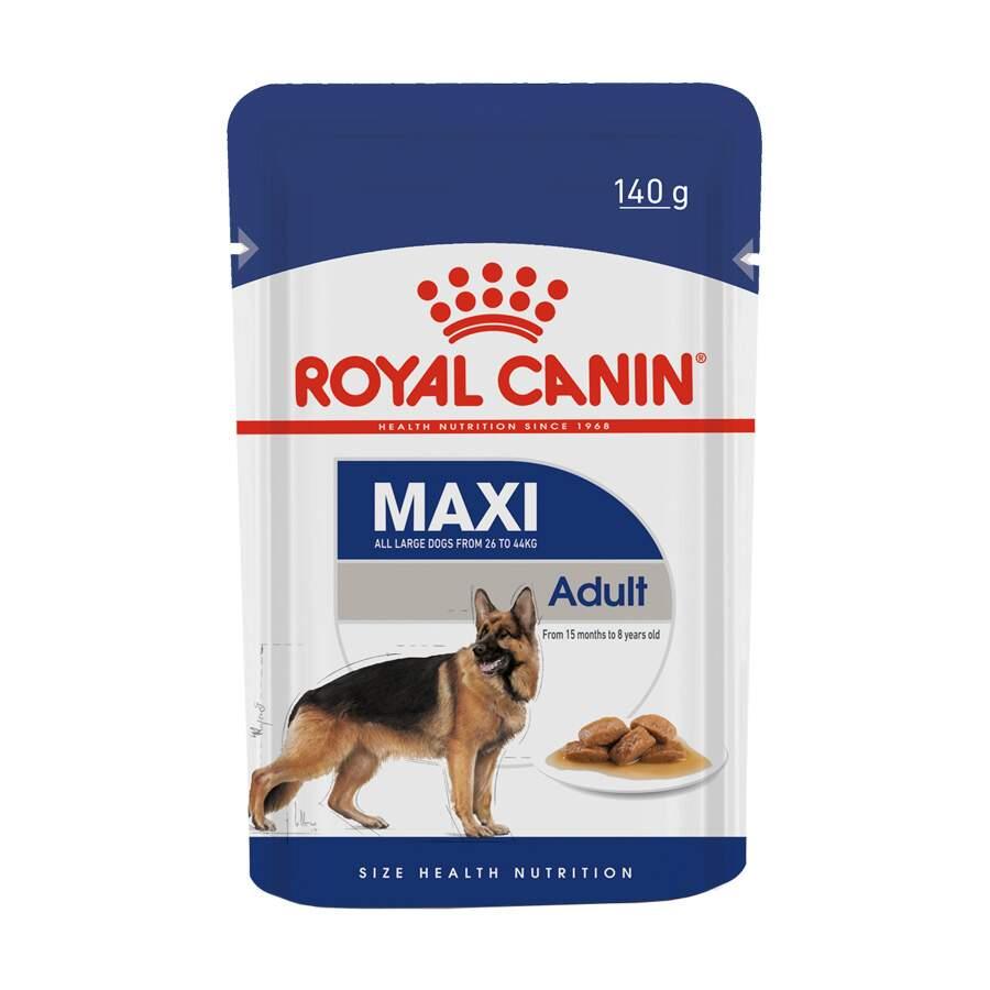Ração Úmida Sache Cães Adultos Raças Grandes 140g Royal Canin