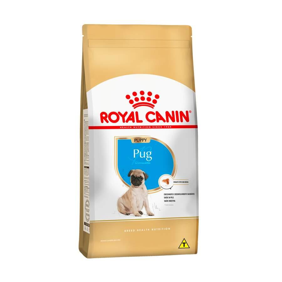 Ração Royal Canin Cães Pug Filhotes 1kg