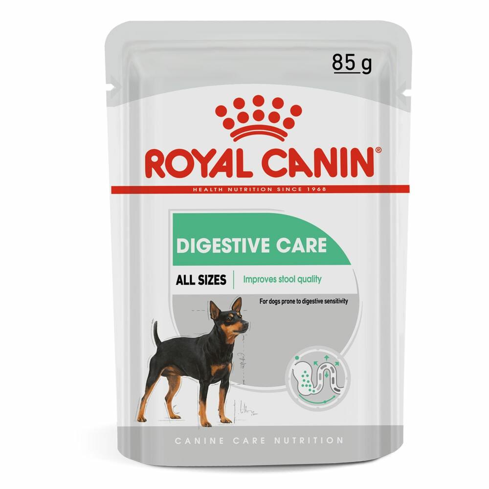 Ração Úmida Royal Sache Digestive Care Wet 85g