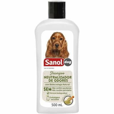 Shampoo Sanol Neutralizador Odores 500ml