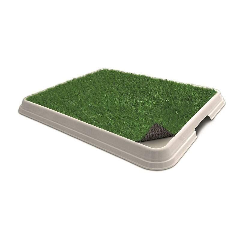 Xixi Green - Tapete Higiênico Graminha Sintética Para Cães 51x41cm