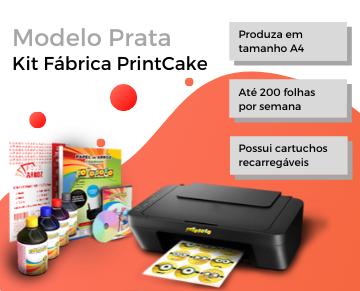 Kit Fábrica PrintCake