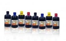 8 Garrafas de Corante 500ml (2 kits 500ml) Marca Piezo - O Melhor Corante para Impressão Comestível