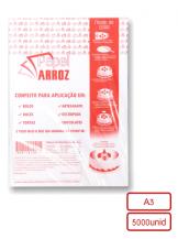 Folha de Instrução - Tamanho A3 - 5.000 folhas