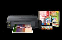Impressora Para Papel Arroz - Kit Fotobolo Mega 1000