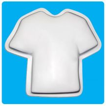 Molde Camisa - Bolo Fácil