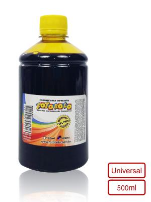 Corante Fórmula Universal - 500 ml - Amarelo