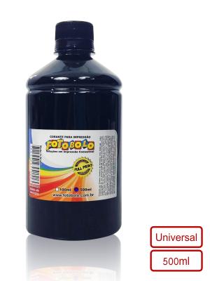 Corante Fórmula Universal - 500 ml - Black