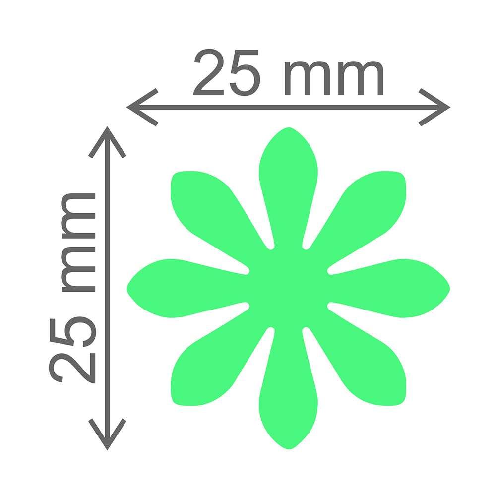 Cortador de Papel Arroz - Formato Margarida Pequena