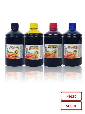 Kit Corante Fórmula Piezo 500ml