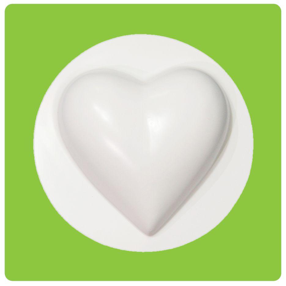 Molde Fácil - Coração 16cm Pequeno