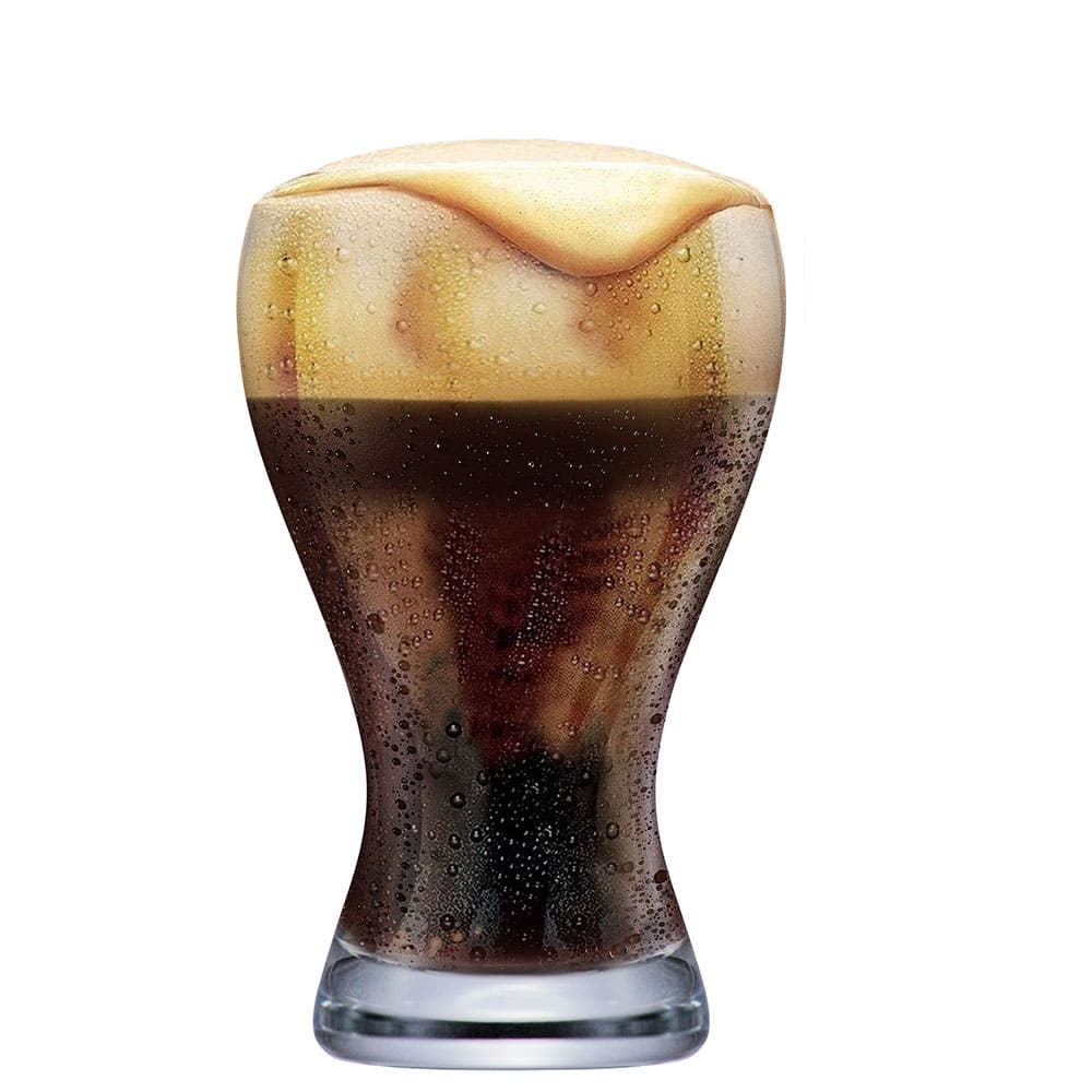 Copo Chopp Black Premium Cristal (Caixa com 12 Unidades)