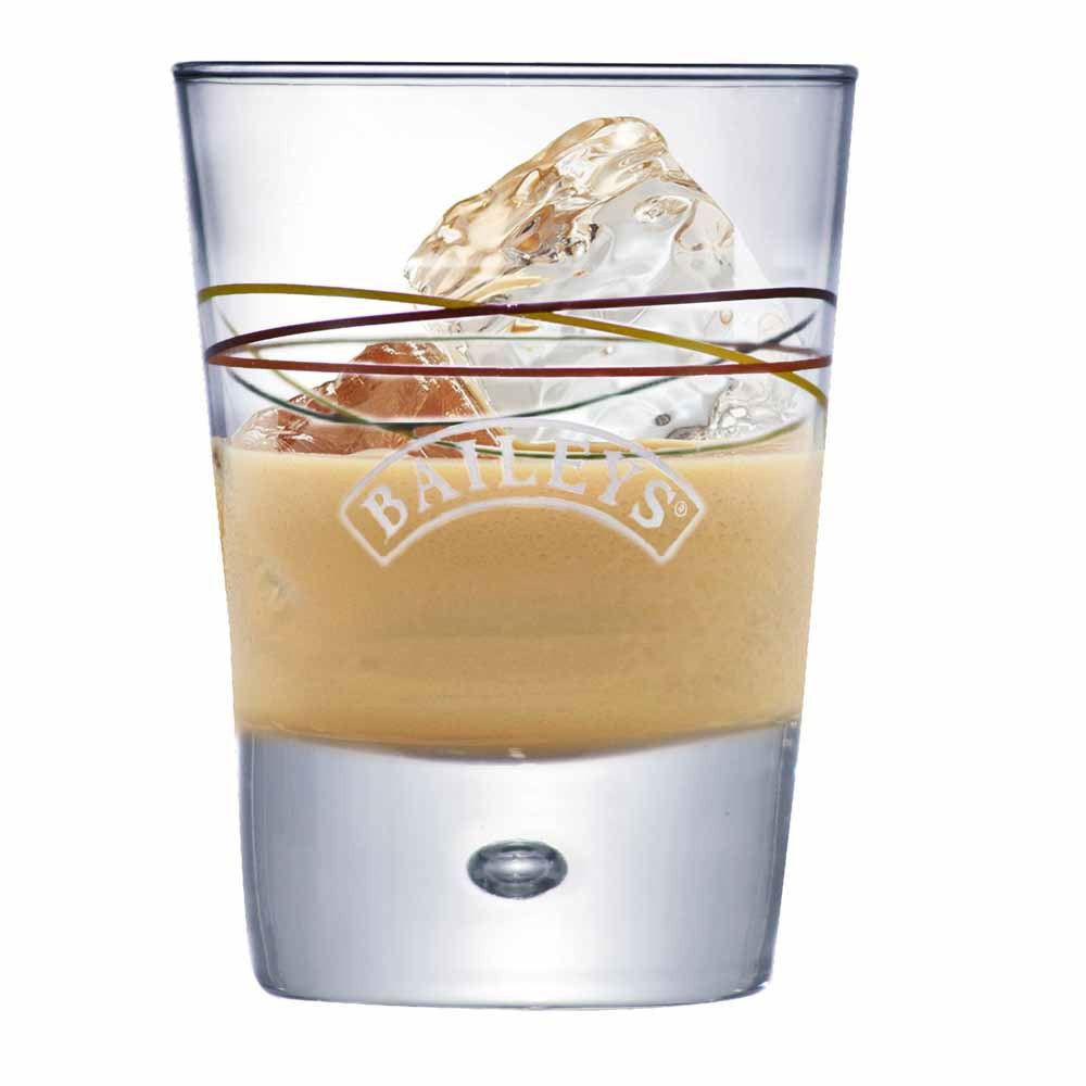Copo de Cerveja Rótulo Frases Baileys Vidro 275ml