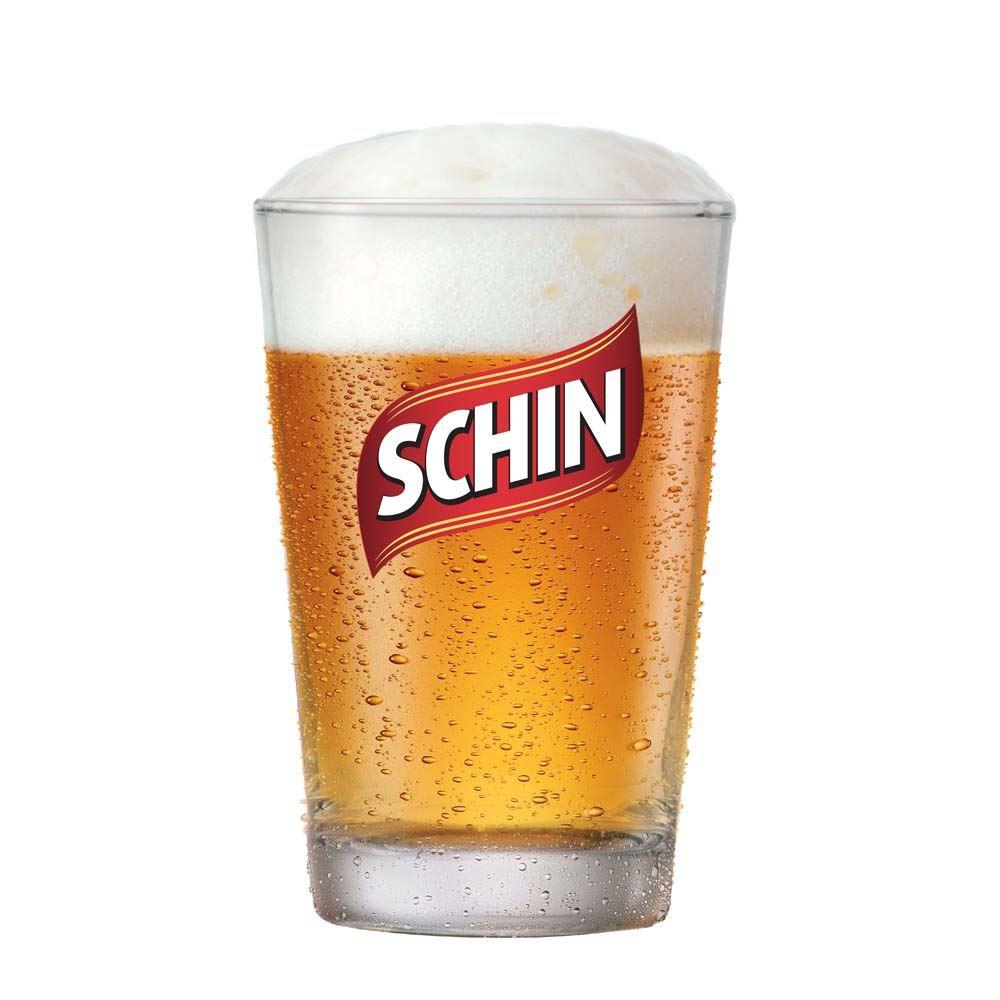 Copo de Cerveja Schin Caldereta Vidro 350ml
