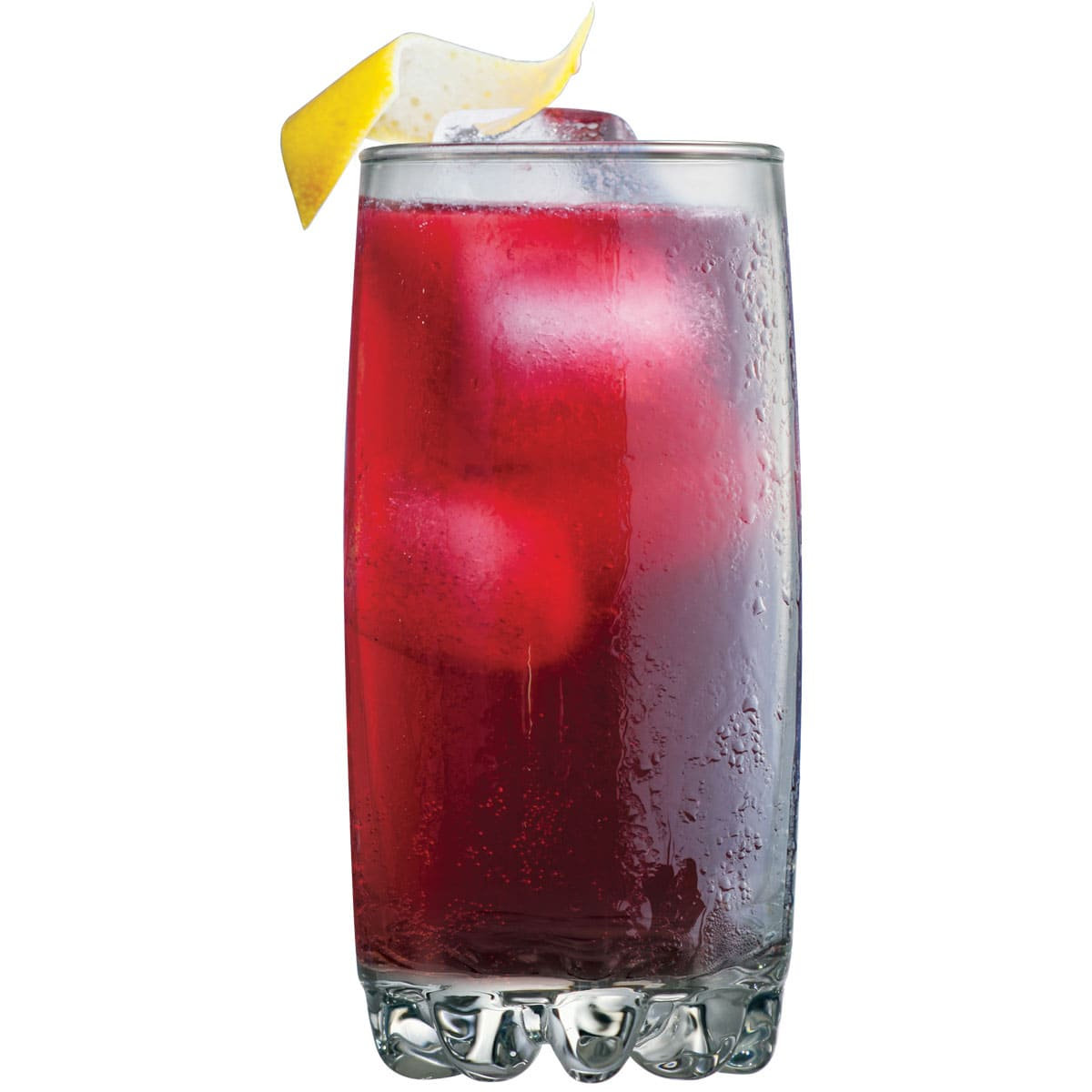 Copo de Vidro Riviera Long Drink 385ml (Caixa com 24 unidades)