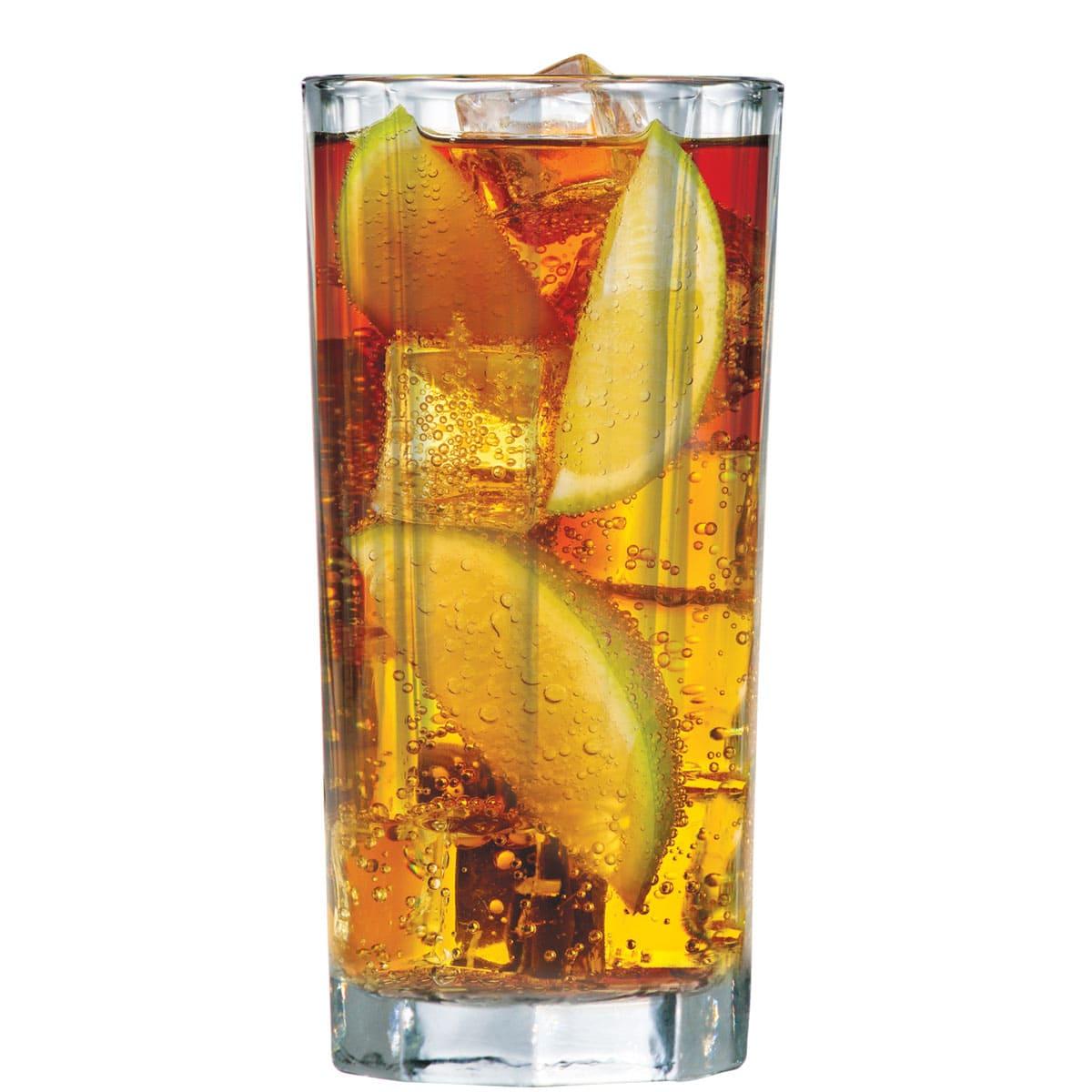 Copo Octon Long Drink 290ml Vidro (Caixa com 24 unidades)