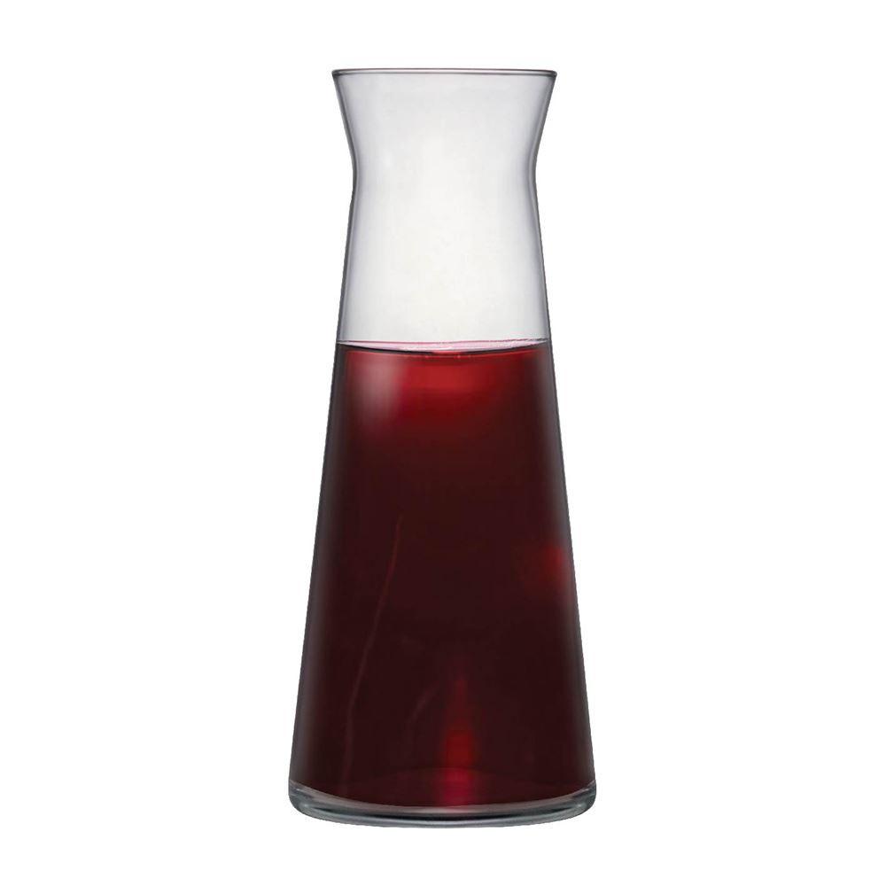 Jarra Decanter de Vinho ou Água Paris Vidro 1170ml Ruvolo