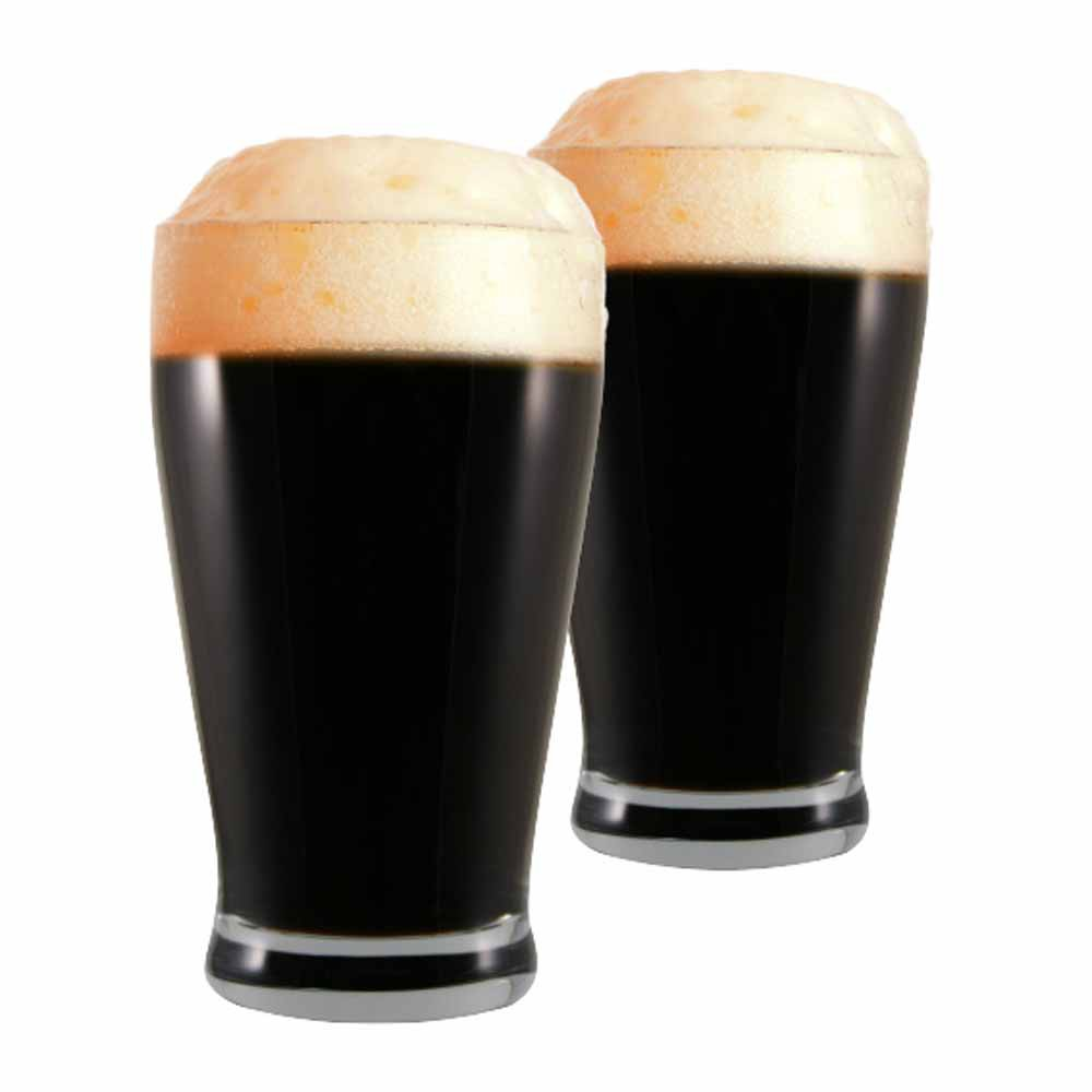 Jogo Copos Cerveja Atlantik Cristal 425ml 2 Pcs