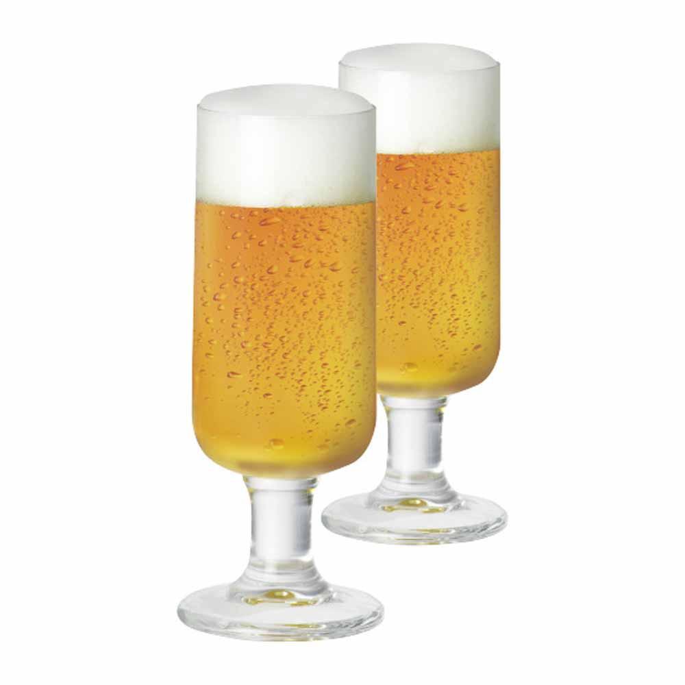 Jogo de Taças de Cerveja Backs Cristal 380ml 2 Pcs