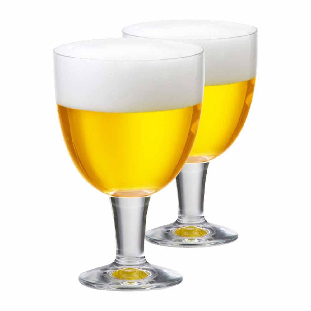 Jogo de Taças de Cerveja Budapest M Cristal 470ml 2 Pcs