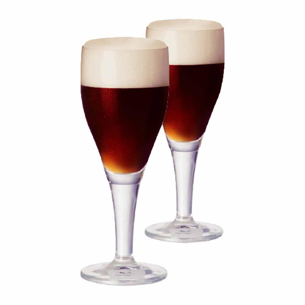 Jogo de Taças de Cerveja Harzer Cristal 430ml 2 Pcs