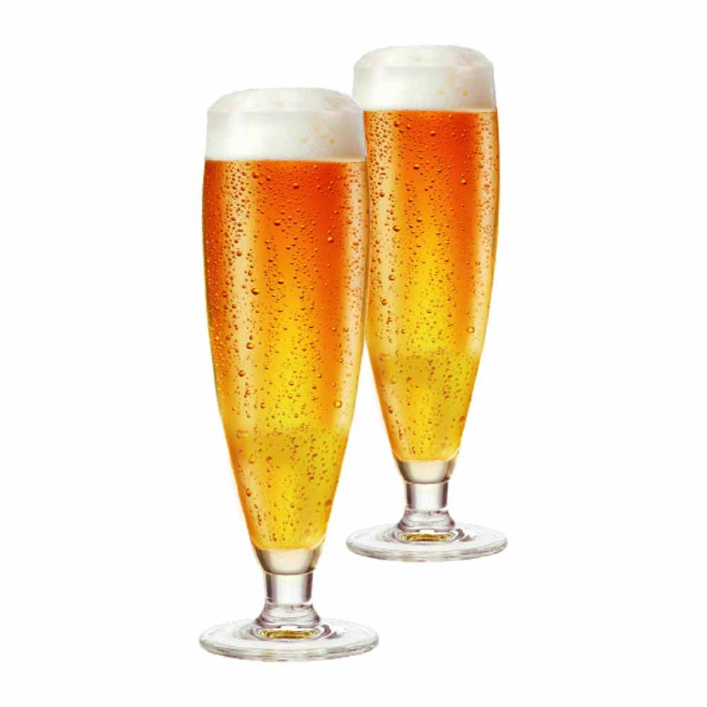Jogo de Taças de Cerveja Londres G Cristal 485ml 2 Pcs