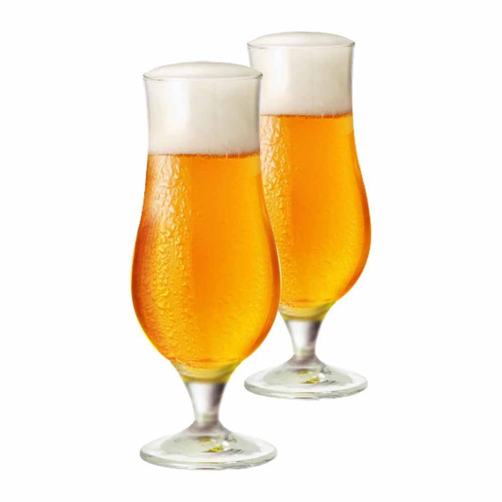 Jogo de Taças de Cerveja Warst Cristal 340ml 2 Pcs