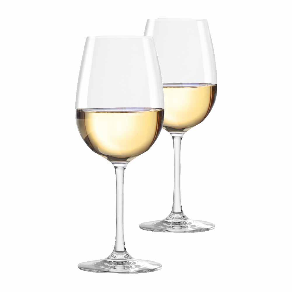 Jogo de Taças de Vinho Branco Sensation Cristal 500ml 2 Pcs