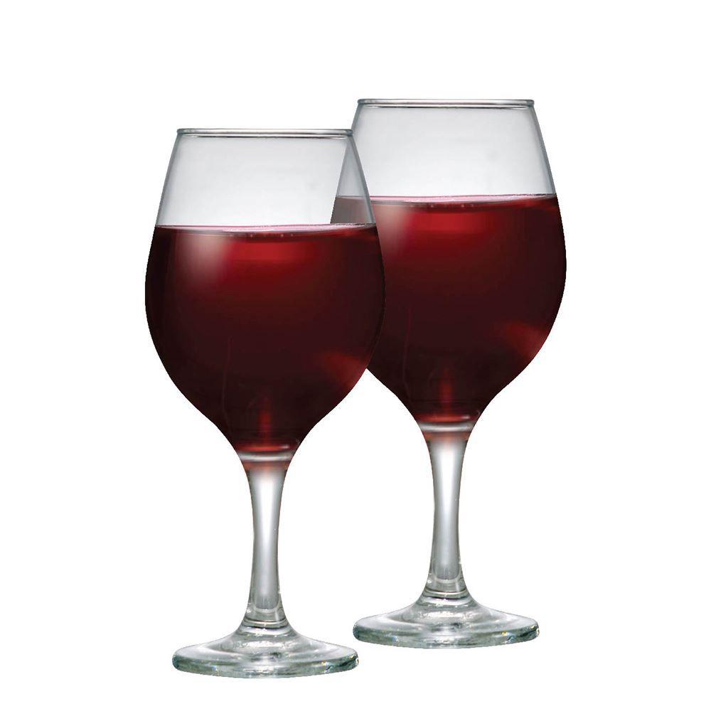 Jogo de Taças de Vinho One Vidro 600ml 2 Pcs