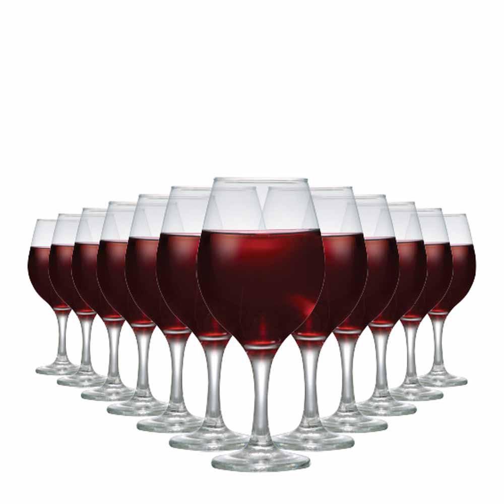 Jogo de Taças Vinho Tinto One Vidro 600ml 12 Pcs