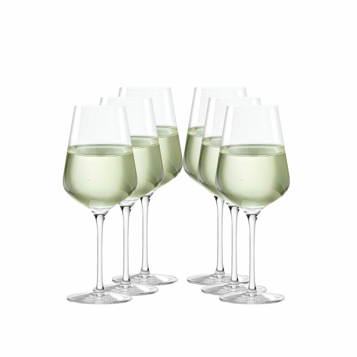 Jogo de Taças Vinho Tinto Passion Cristal 390ml 6 Pcs