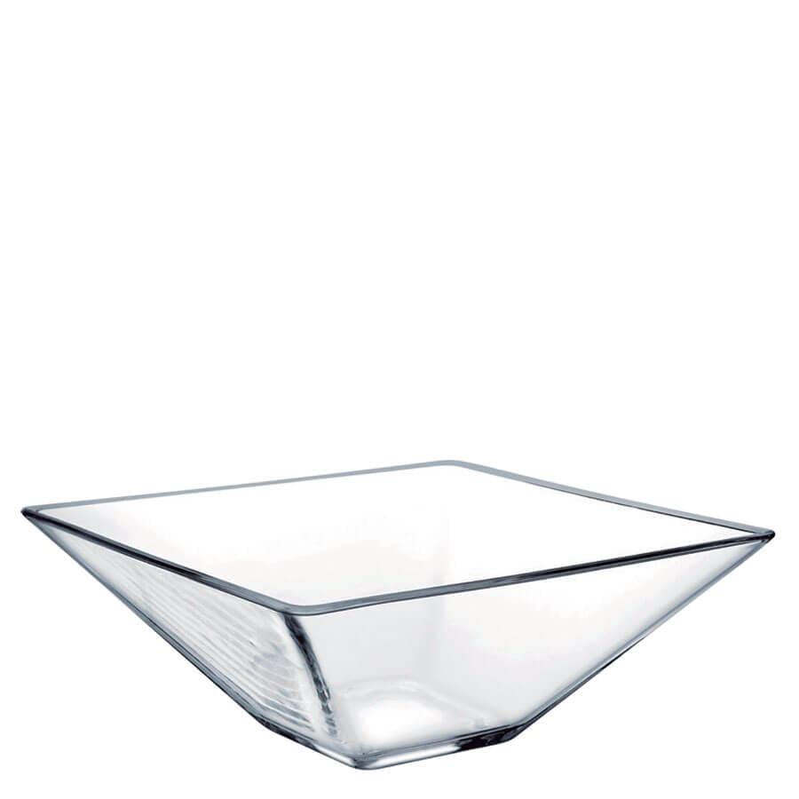 Saladeira de Vidro Milão G 2850ml (Caixa com 6 unidades)