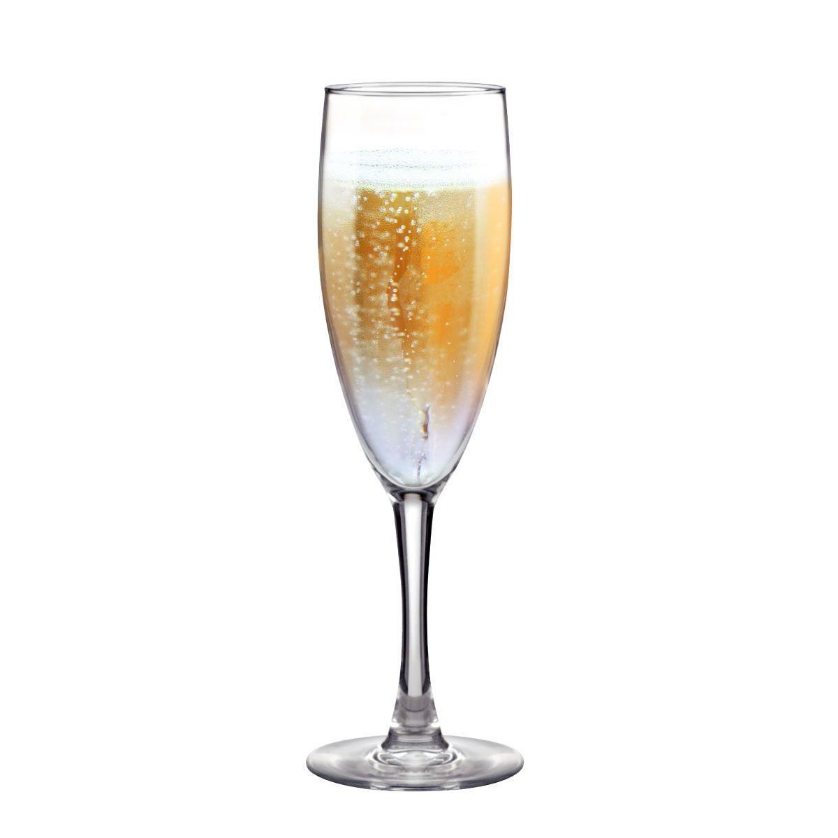 Taça Bourbon Champagne Temperado 150ml R$15.83 a unid. (Caixa com 24 unidades)