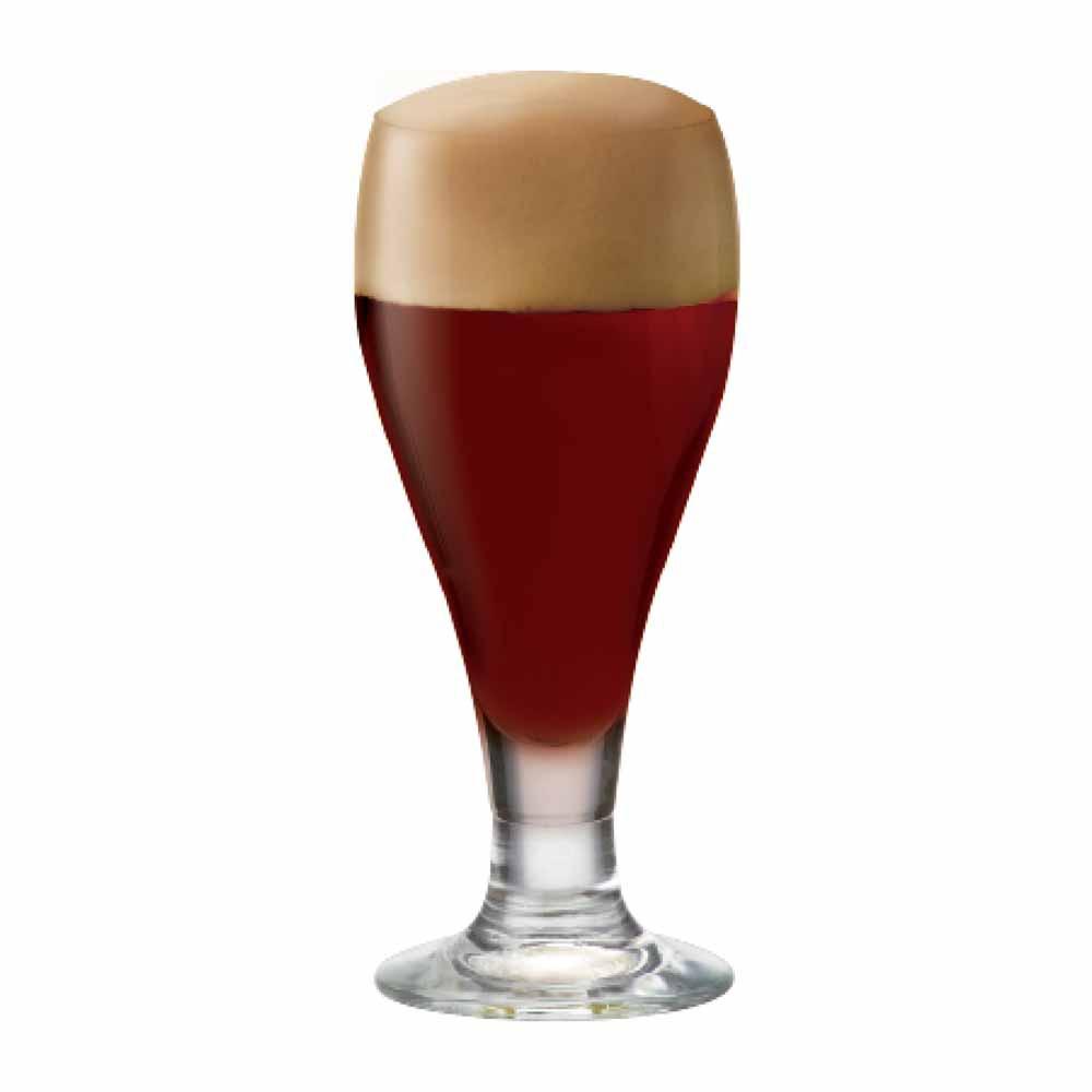 Taça de Cerveja Amber Cristal 375ml