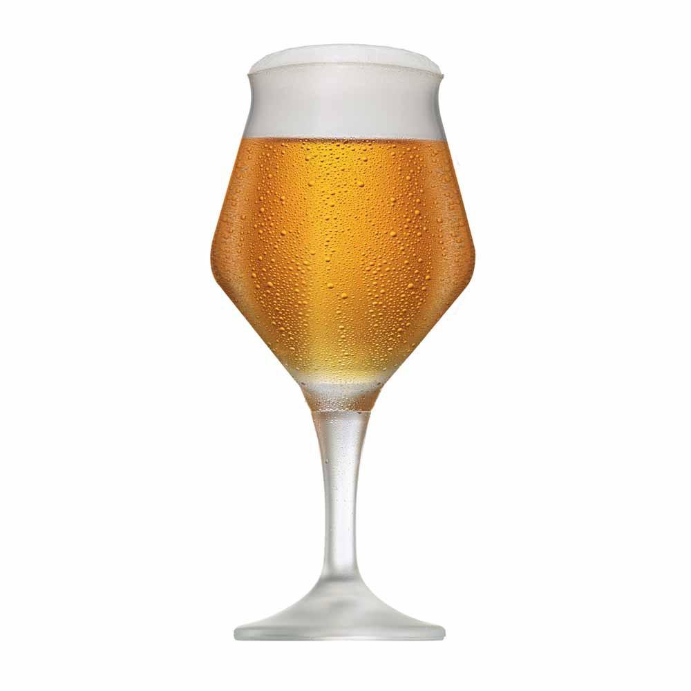 Taça de Cerveja Beer Sommelier Alta Cristal 430ml