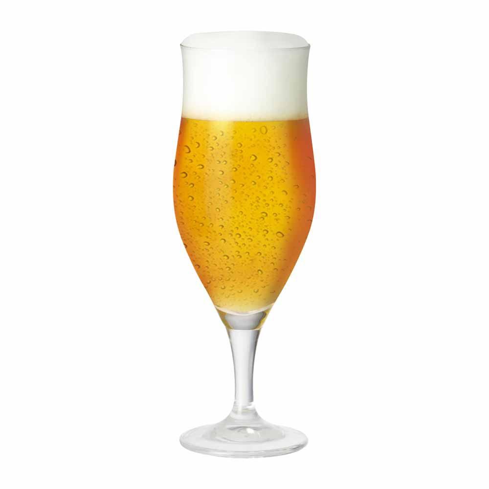 Taça de Cerveja Lubzer M Cristal 340ml