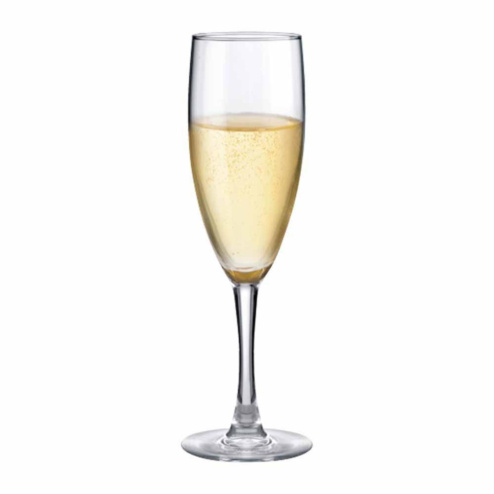 Taça de Champagne Bourbon Temp. Vidro 150ml