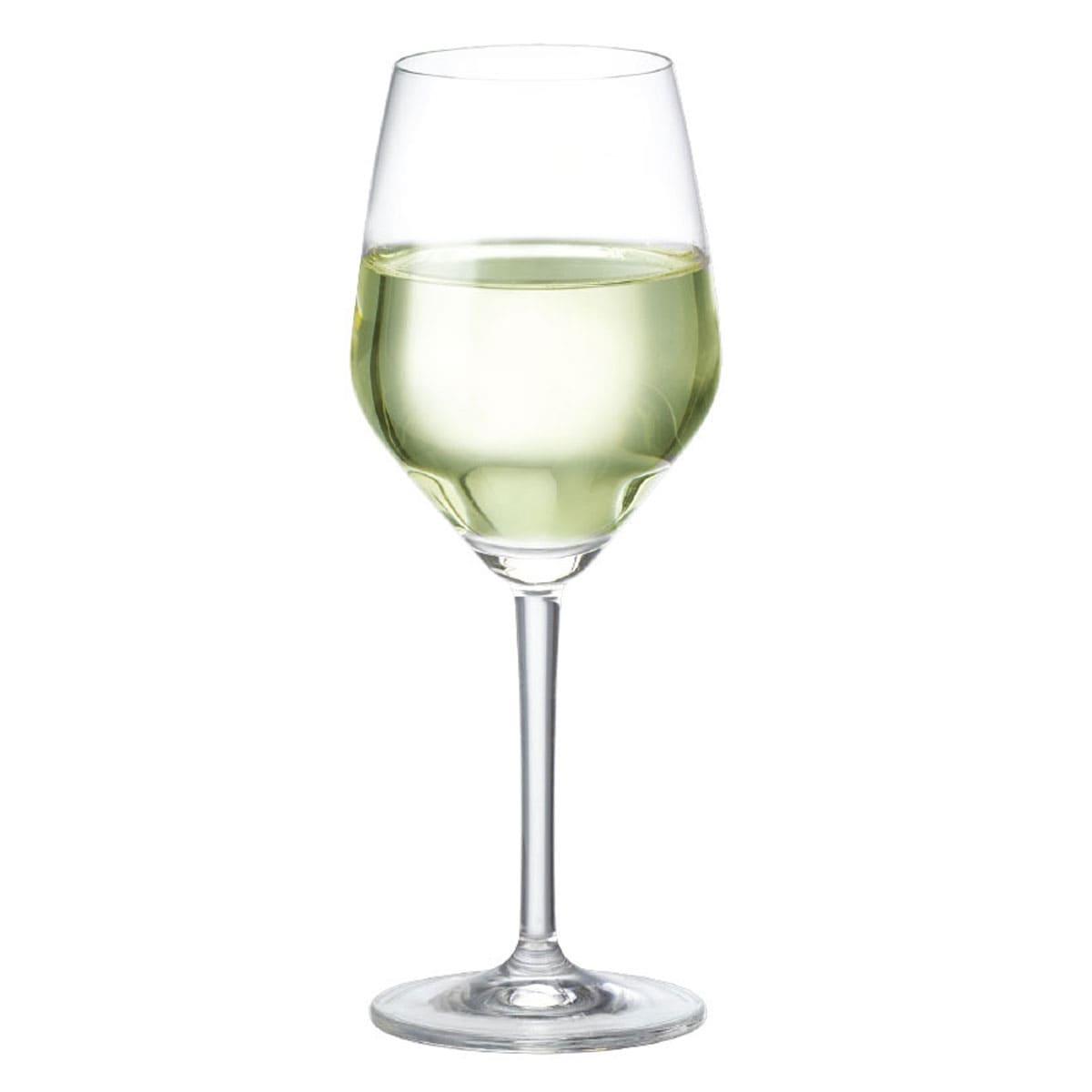 Taça de Vidro Elegance Vinho Branco 375ml (Caixa com 12 unidades)