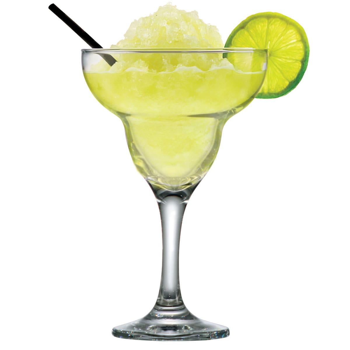 Taça de Vidro Margarita 300ml R$11.17 a unid. (Caixa com 24 unidades)